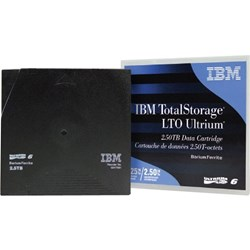 IBM Data Cartridge LTO-6