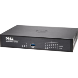 SonicWall TZ400 Network Security/Firewall Appliance - 1 Year