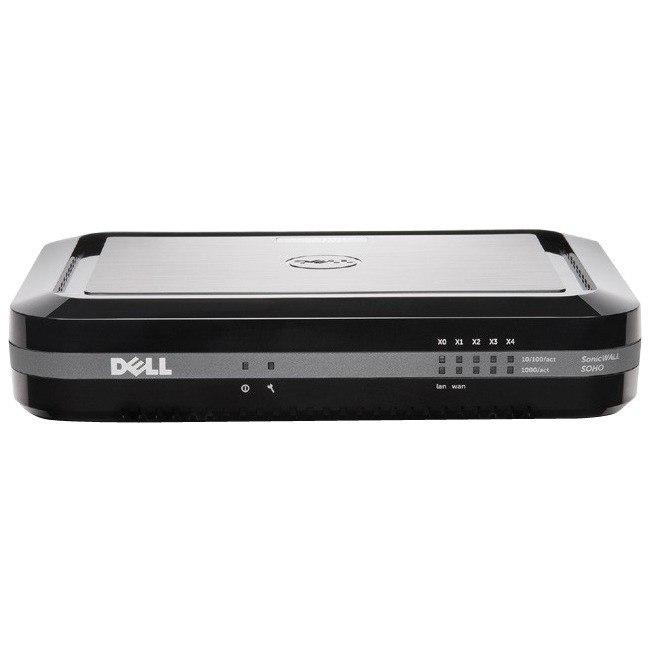 SonicWall SOHO Network Security/Firewall Appliance