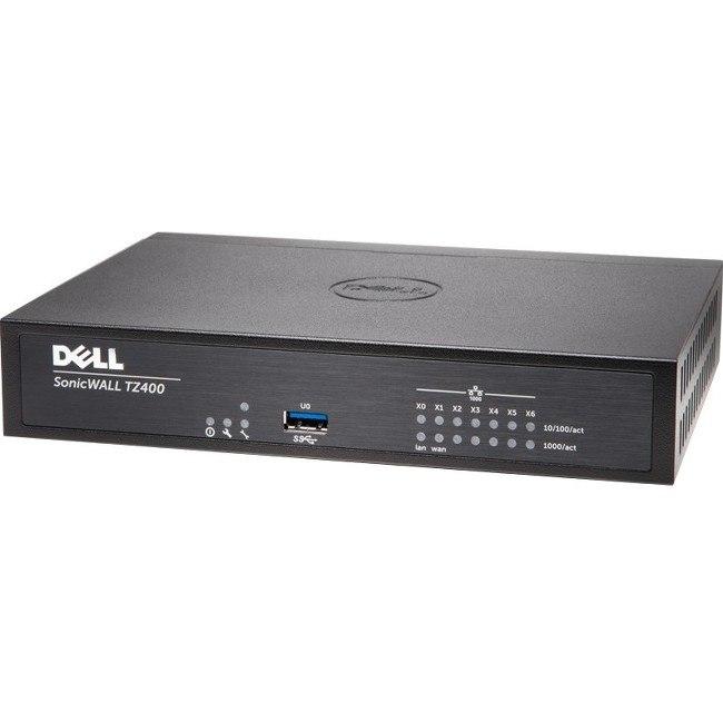 SonicWall TZ400 Network Security/Firewall Appliance