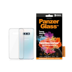 PanzerGlass ClearCase Case for Samsung Smartphone - Transparent
