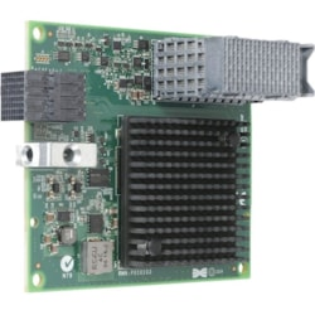 Lenovo Flex System CN4052S iSCSI/FCoE Host Bus Adapter - Plug-in Card