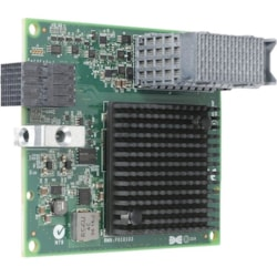 Lenovo Flex System CN4052S iSCSI/FCoE Host Bus Adapter - Plug-in Card