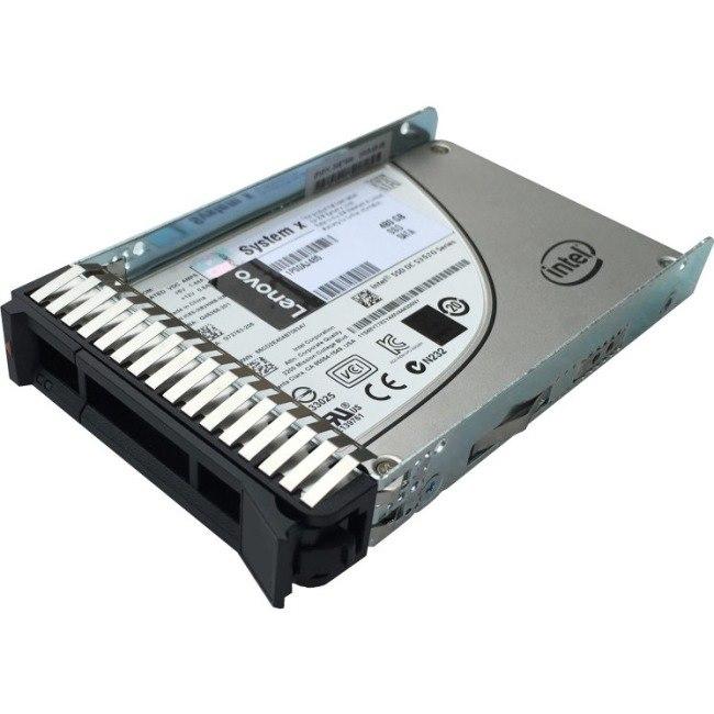 "Lenovo 960 GB Solid State Drive - SATA (SATA/600) - 2.5"" Drive - Internal"