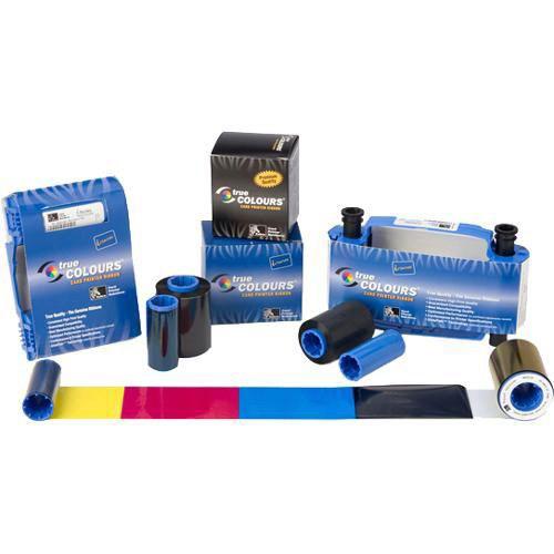 Zebra 03200BK11045 Ribbon Cartridge - Black
