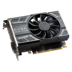 EVGA GeForce GTX 1050 Ti Graphic Card - 1.29 GHz Core - 1.39 GHz Boost Clock - 4 GB GDDR5 - Dual Slot Space Required