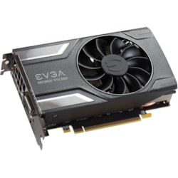 EVGA GeForce GTX 1060 Graphic Card - 1.61 GHz Core - 1.84 GHz Boost Clock - 6 GB GDDR5 - Dual Slot Space Required