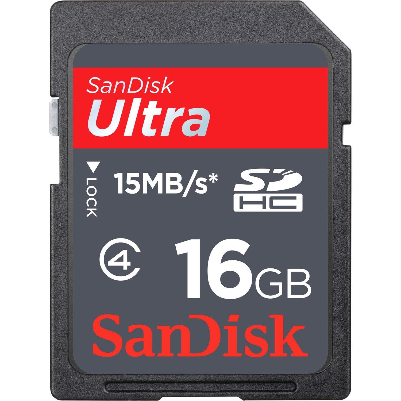 Lenovo Ultra 16 GB SDHC