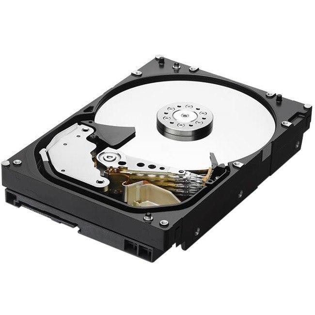 """HGST Ultrastar 7K6 HUS726T4TAL5204 4 TB Hard Drive - 3.5"""" Internal - SAS (12Gb/s SAS)"""