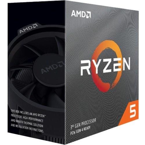 AMD Ryzen 5 3600 Hexa-core (6 Core) 3.60 GHz Processor - Retail Pack