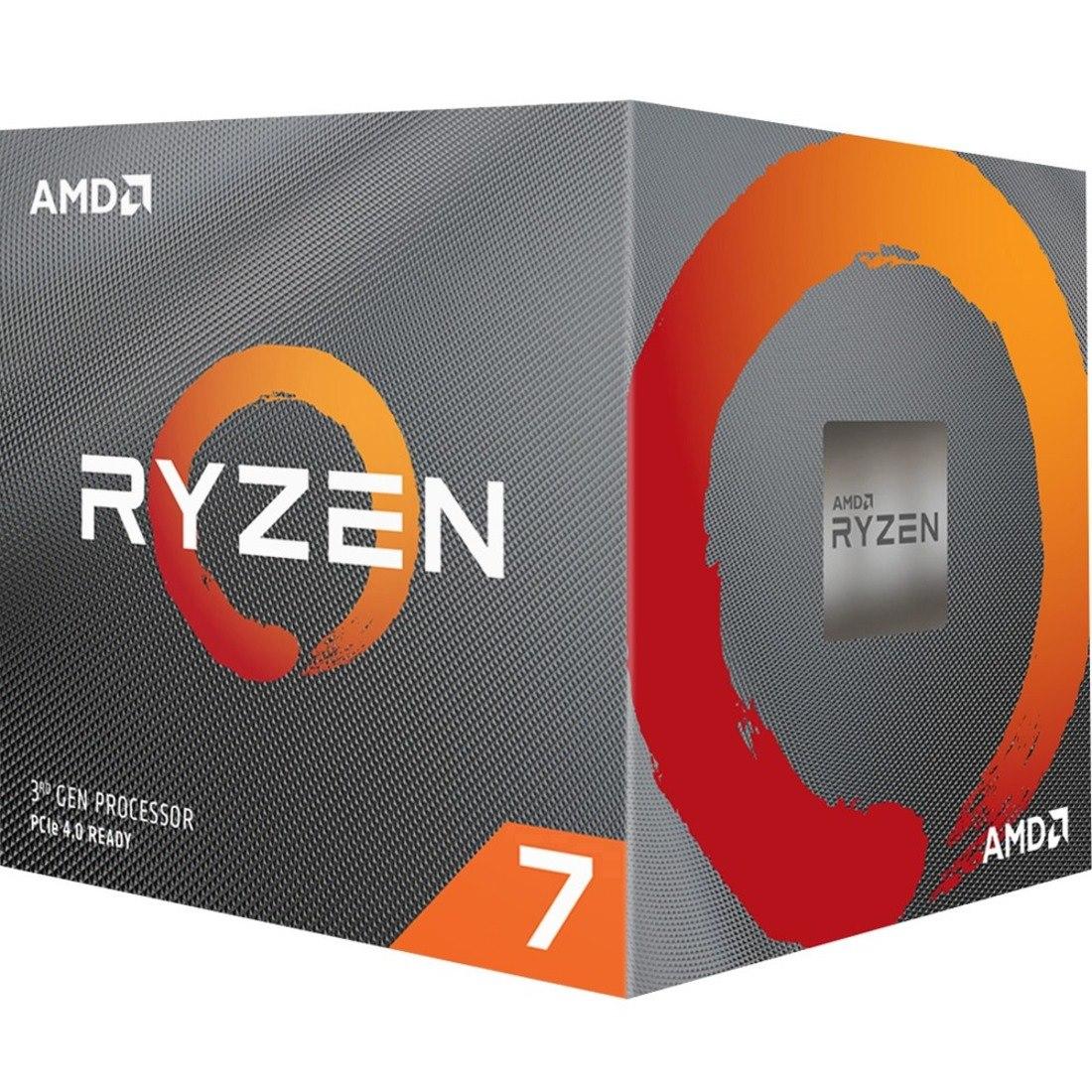 AMD Ryzen 7 3700X Octa-core (8 Core) 3.60 GHz Processor - Retail Pack