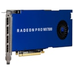 AMD Radeon Pro WX 7100 Graphic Card - 1.19 GHz Core - 1.24 GHz Boost Clock - 8 GB GDDR5 - Full-height - Single Slot Space Required