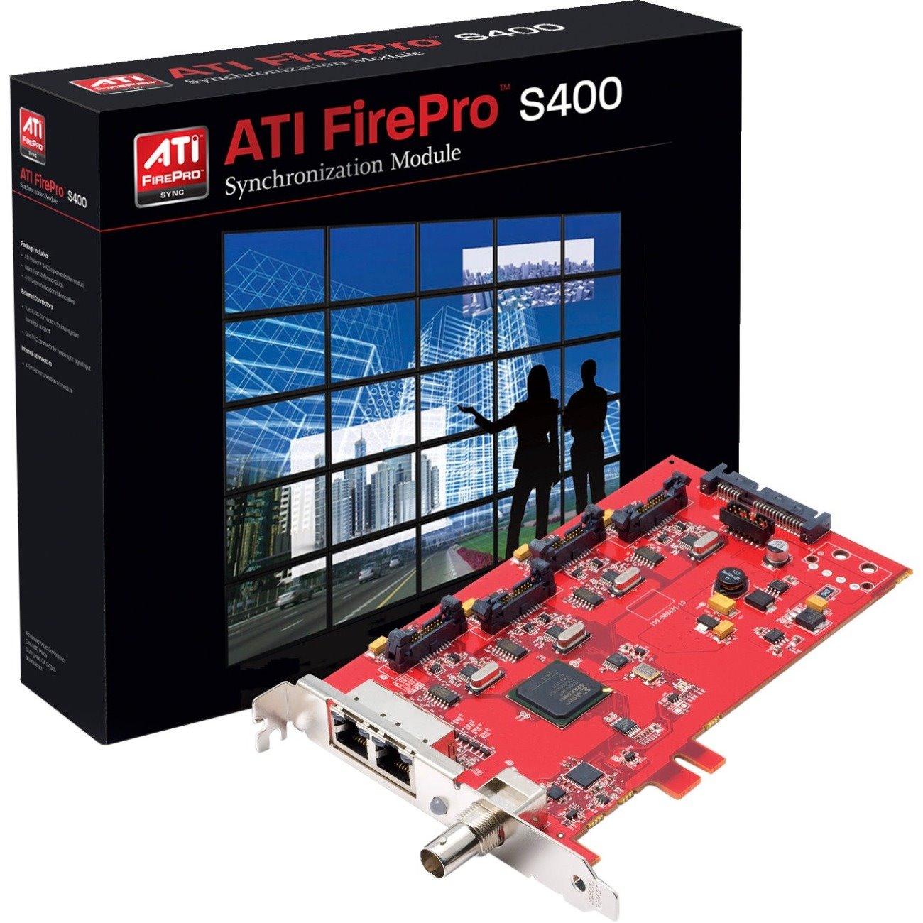 AMD Video Sync Card - Plug-in Card
