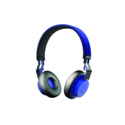 Jabra Move Wired/Wireless Bluetooth 40 mm Stereo Headset - Over-the-head - Circumaural - Blue