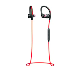 Jabra Sport Pace Wireless Earbud, Over-the-ear Stereo Earset - Red