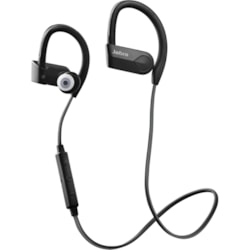 Jabra Sport Pace Wireless Bluetooth Stereo Earset - Earbud, Behind-the-neck, Over-the-ear - In-ear - Black