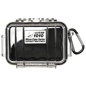 Pelican 1010 Carrying Case Multipurpose - Clear, Black