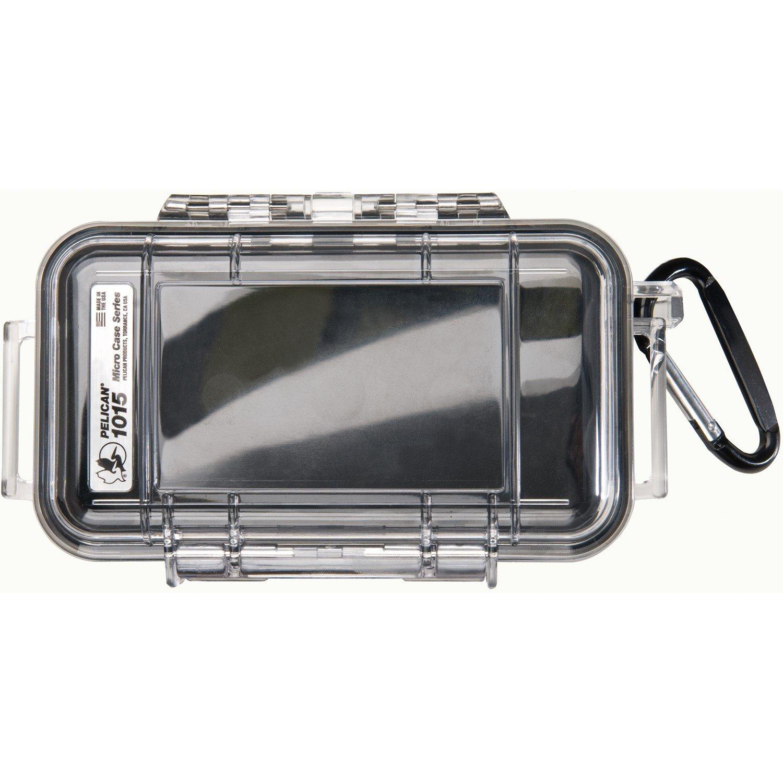 Pelican Underwater Case Camera, Cellular Phone - Clear, Black