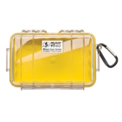 Pelican 1040 Carrying Case iPod - Clear