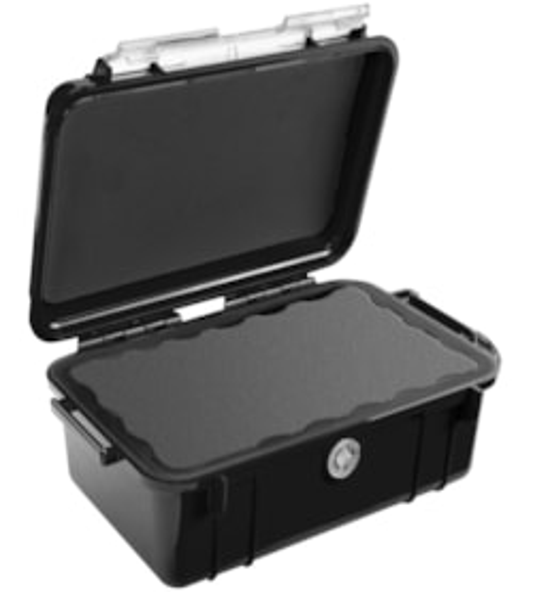 Pelican Micro Case 1050 Carrying Case Camera, Cellular Phone - Black