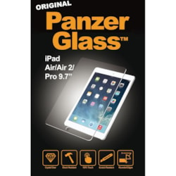 PanzerGlass Tempered Glass, PET (Film), Silicone Screen Protector - Crystal Clear