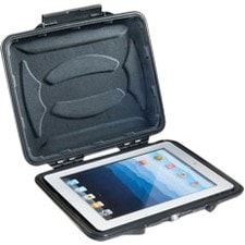 "Pelican HardBack 1065CC Carrying Case for 25.4 cm (10"") iPad - Black"