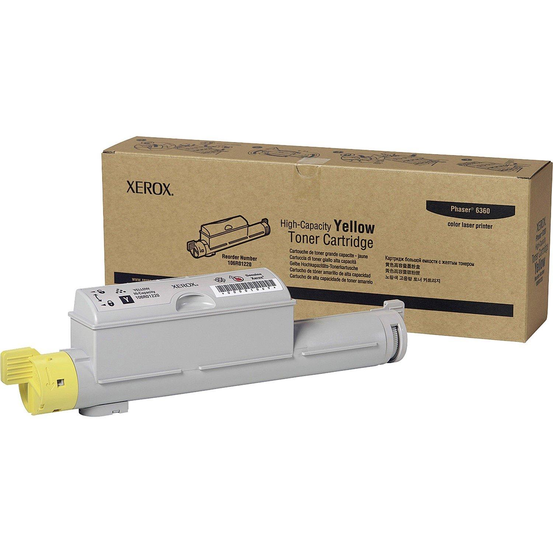 Xerox 106R01220 Original Toner Cartridge - Yellow
