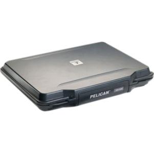 "Pelican HardBack 1085 Carrying Case for 35.6 cm (14"") Notebook - Black"