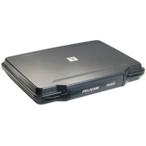 "Pelican HardBack 1095 Carrying Case for 38.1 cm (15"") Notebook - Black"