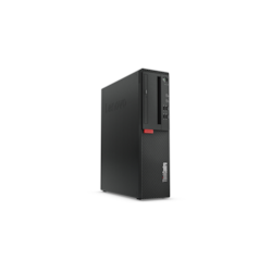 Lenovo ThinkCentre M710s 10M7A005AU Desktop Computer - Intel Core i5 (7th Gen) i5-7400 3 GHz - 8 GB DDR4 SDRAM - 256 GB SSD - Windows 10 Pro 64-bit (English) - Small Form Factor - Black
