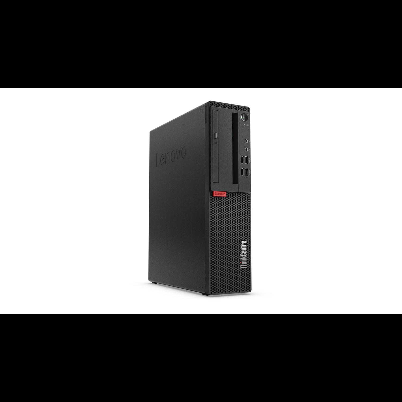 Lenovo ThinkCentre M710s 10M7A005AU Desktop Computer - Intel Core i5 (7th Gen) i5-7400 3 GHz - 8 GB DDR4 SDRAM - 256 GB SSD - Windows 10 Pro 64-bit (English) - Small Form Factor - Black
