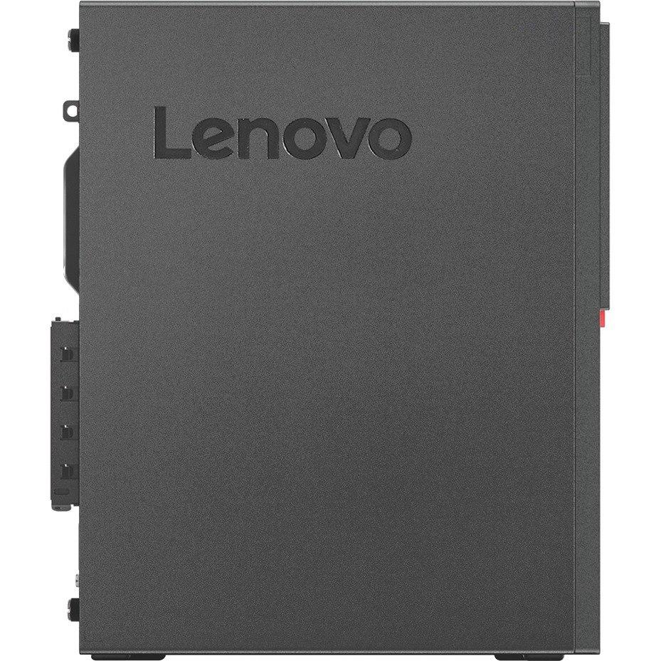 Lenovo ThinkCentre M710s 10M7A006AU Desktop Computer - Intel Core i7 (7th Gen) i7-7700 3.60 GHz - 8 GB DDR4 SDRAM - 256 GB SSD - Windows 10 Pro 64-bit (English) - Small Form Factor - Black
