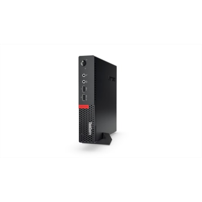 Lenovo ThinkCentre M710q 10MRA001AU Desktop Computer - Intel Core i5 7th Gen i5-7400T 2.40 GHz - 8 GB RAM DDR4 SDRAM - 500 GB HDD - Tiny - Black