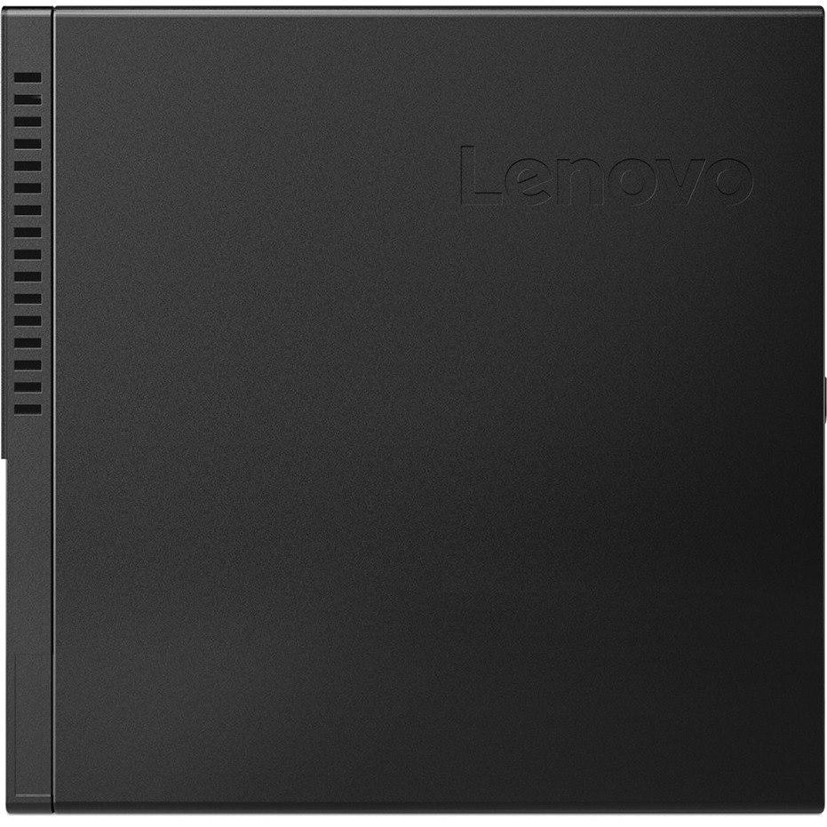 Lenovo ThinkCentre M710q 10MRA002AU Desktop Computer - Intel Core i5 (7th  Gen) i5-7400T 2 40 GHz - 8 GB DDR4 SDRAM - 256 GB SSD - Windows 10 Pro