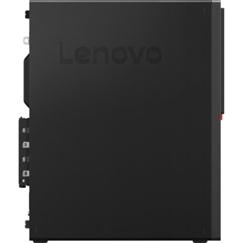 Lenovo ThinkCentre M920s 10SJ0005AU Desktop Computer - Intel Core i7 (8th Gen) i7-8700 3.20 GHz - 8 GB DDR4 SDRAM - 1 TB HDD - Windows 10 Pro 64-bit - Small Form Factor - Black