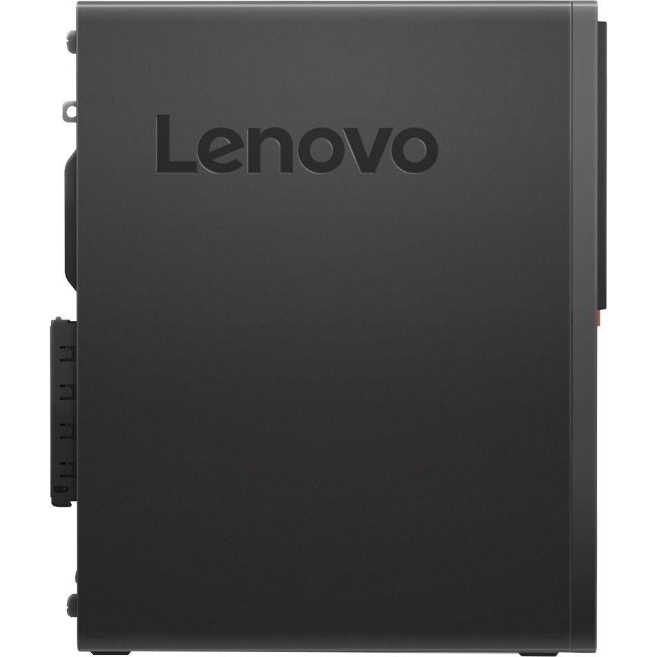 Lenovo ThinkCentre M720s 10STA01CAU Desktop Computer - Intel Core i5 9th Gen i5-9400 2.90 GHz - 16 GB RAM DDR4 SDRAM - 256 GB SSD - Small Form Factor - Raven Black