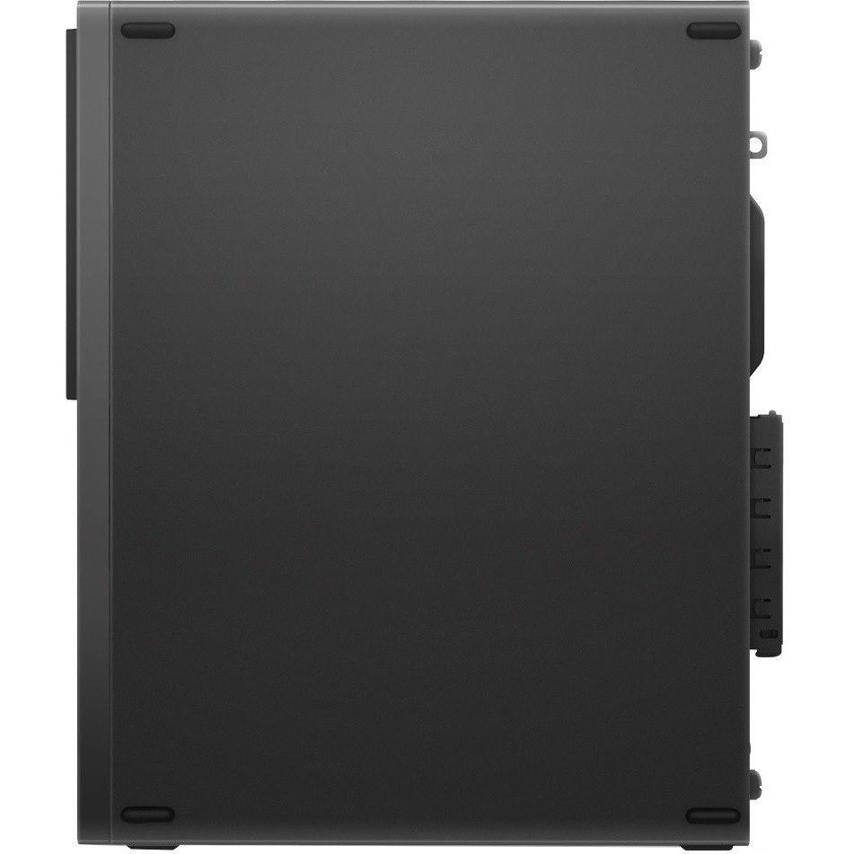 Lenovo ThinkCentre M720s 10STA01FAU Desktop Computer - Core i7 i7-9700 - 16 GB RAM - 512 GB SSD - Small Form Factor - Raven Black