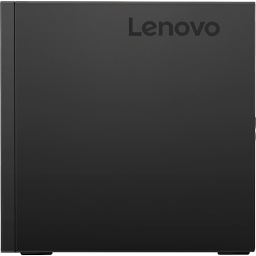 Lenovo ThinkCentre M720q 10T70008AU Desktop Computer - Intel Core i5 (8th Gen) i5-8400T 1.70 GHz - 8 GB - 256 GB SSD - Windows 10 Pro - Tiny - Black