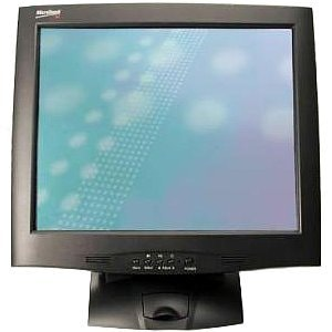 "3M MicroTouch M170 43.2 cm (17"") LCD Touchscreen Monitor - 16 ms"