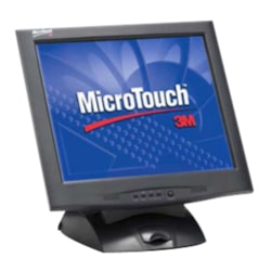 """3M MicroTouch M1700SS 43.2 cm (17"""") LCD Touchscreen Monitor - 9 ms"""