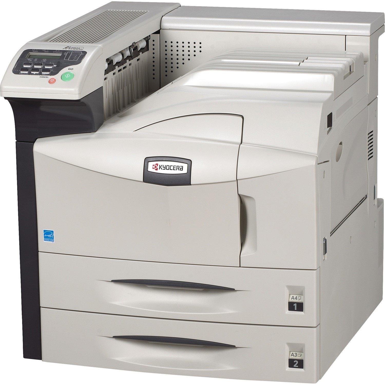 Kyocera Ecosys FS-9530DN Laser Printer - Monochrome - 1800 x 600 dpi Print - Plain Paper Print - Desktop
