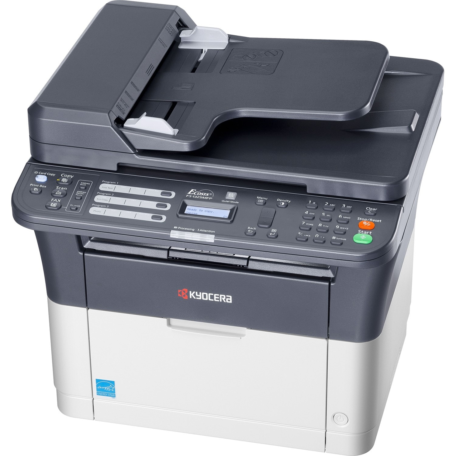 Kyocera Ecosys FS FS-1325MFP Laser Multifunction Printer - Monochrome