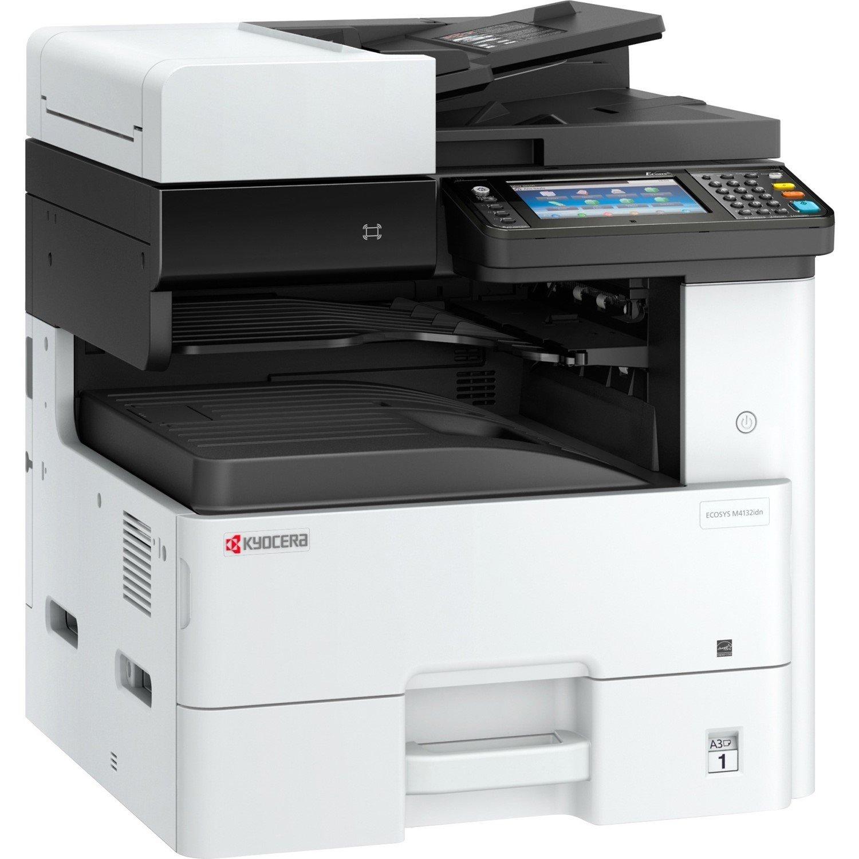 Kyocera Ecosys M4132idn Laser Multifunction Printer - Monochrome
