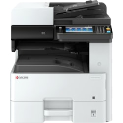 Kyocera Ecosys M4132idn Laser Multifunction Printer - Monochrome - Plain Paper Print - Desktop