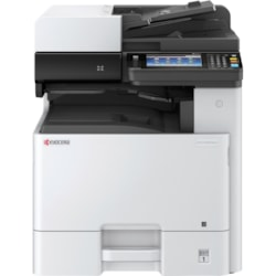 Kyocera Ecosys M8130cidn Laser Multifunction Printer - Colour - Plain Paper Print - Floor Standing