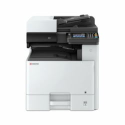 Kyocera Ecosys M8124cidn Laser Multifunction Printer - Colour - Plain Paper Print - Floor Standing