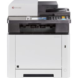 Kyocera Ecosys M5526cdn Laser Multifunction Printer - Colour - Plain Paper Print - Desktop