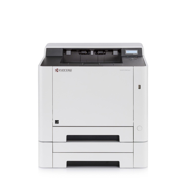 Kyocera Ecosys P5021cdn Laser Printer - Colour - 9600 x 600 dpi Print - Plain Paper Print - Desktop