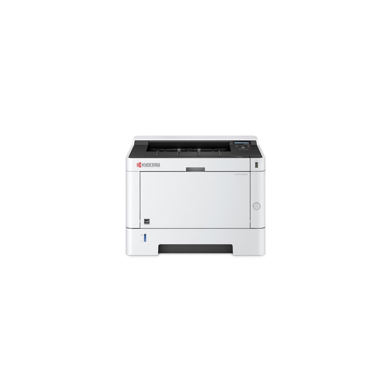 Kyocera Ecosys P2040dn Laser Printer - Monochrome - 1200 dpi Print - Plain Paper Print - Desktop