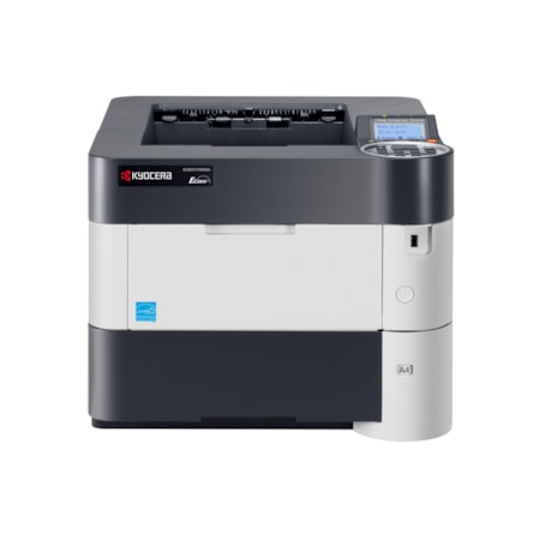 Kyocera Ecosys P3050dn Laser Printer - Monochrome - 1200 dpi Print - Plain Paper Print - Desktop